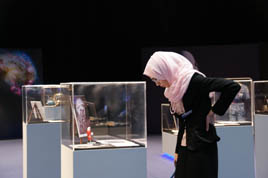 "Exhibition Abu Dhabi to commemorate ""40 Years Apollo Soyuz Test Project"""