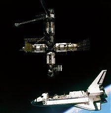 Raumstationen