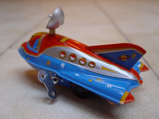 Sonicon Space Ship
