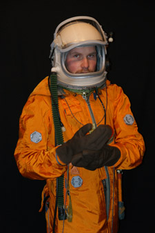 Flight suit MSK (optical like the one of Juri Gagarin)