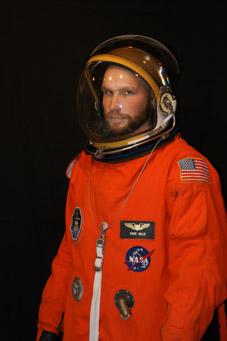 Space Shuttle LES (Bruce Willis)