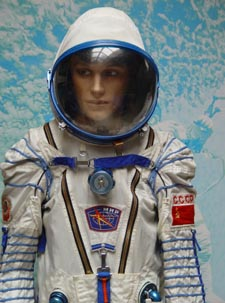 Russian space suit Sokol-KW2